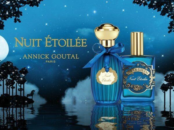 annick goutal, nuit etoilee, van gogh, starry night, fragrance, perfume
