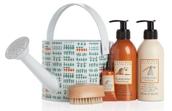 crabtree & evelyn, gardener, skincare, hands, beauty
