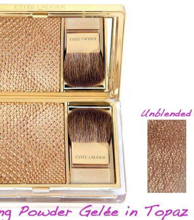 Estée Lauder Topaz Makeup Collection 2012