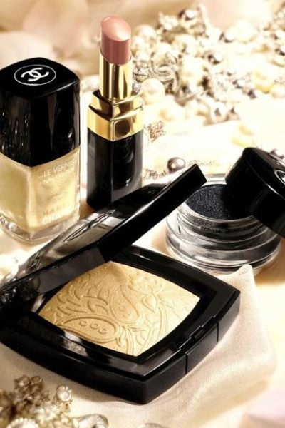 Chanel's Bombay Express Makeup Collection 2012