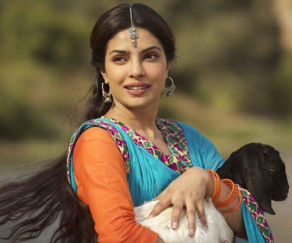 teri meri kahaani, teri meri kahani, priyanka chopra, makeup, get the look, fashion, beauty, india, bollywood, mickey contractor, manish malhotra