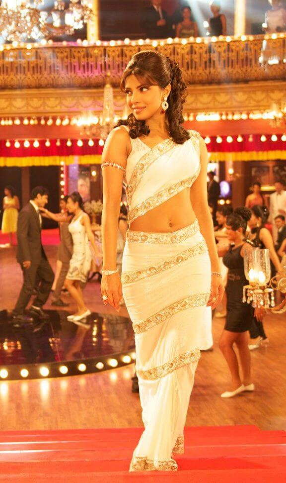 teri meri kahaani, teri meri kahani, priyanka chopra, makeup, get the look, fashion, beauty, india, bollywood, mickey contractor, manish malhotra