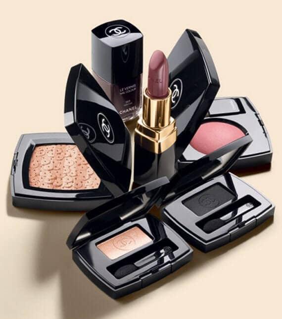 Chanel, makeup, beauty, Fall, 2012, Les Essentials de Chanel ...