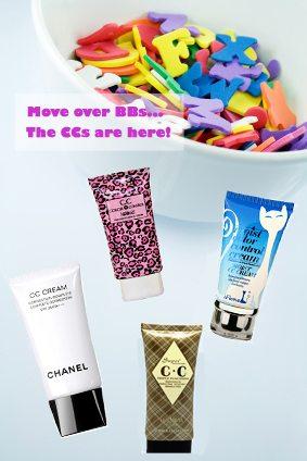 CC Creams are the new BB Creams