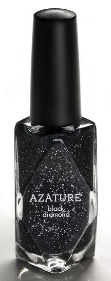 azature, black diamond, nailpolish, nail polish, most expensive nail polish, 250000