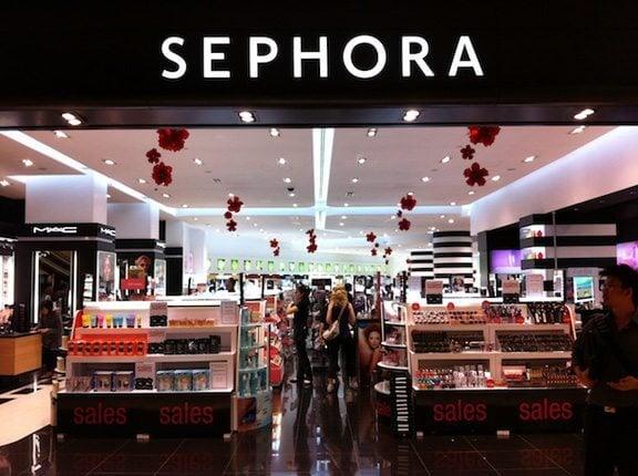 sephora, singapore, ion orchard, largest sephora, asia