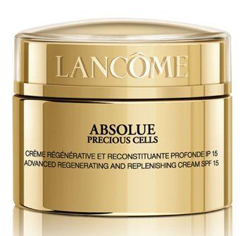 Lancome, Genifique, Genefique, stem cell, Absolue Precious, FDA, advertising