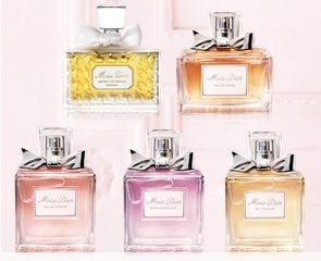 miss dior, miss dior cherie, miss dior le parfum, perfume, dior
