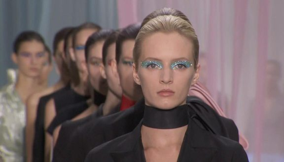 dior, christian dior, raf simmons, raf simons, pat mcgrath, spring summer 2013, dior eyes, dior eye makeup