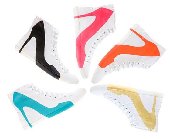 Big City, sneakers, fashion footwear, Be&D, sport shoes, heels, stiletto