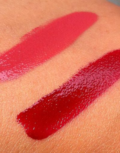 Shiseido Lacquer Rouge: Tried & Swatched