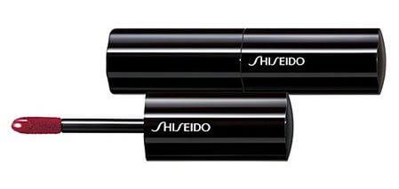 shiseido, lacquer, rouge, shiseido lacquer rouge, lipstick, lip gloss, liquid lipstick, swatch