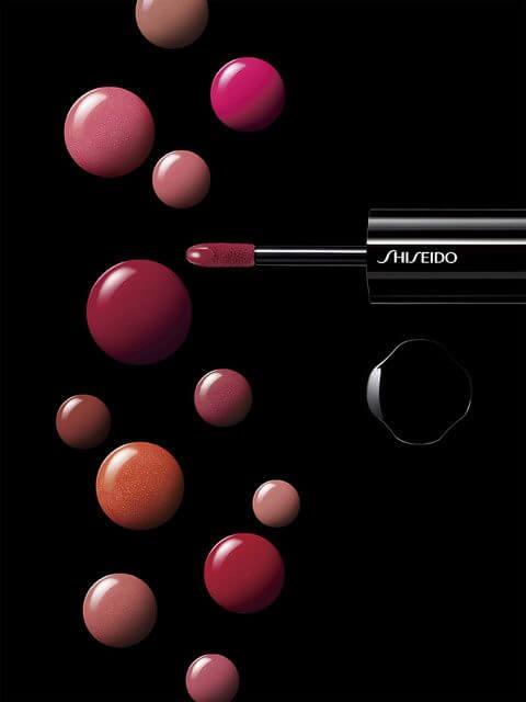 shiseido, lacquer, rouge, shiseido lacquer rouge, lipstick, lip gloss, liquid lipstick