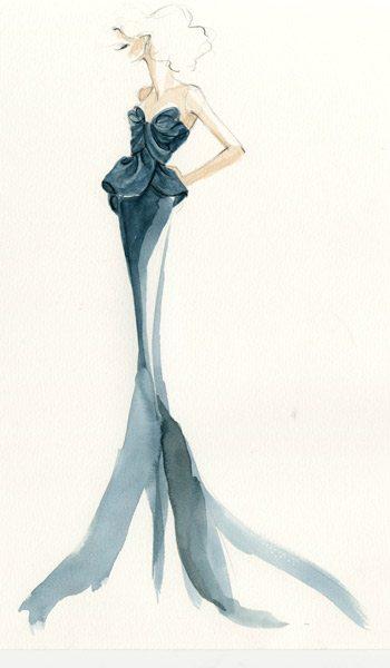 Cinderella wears Versace to Harrods