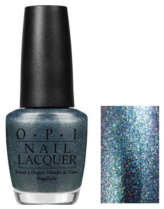 Nail polish for a Bond Girl - The Beauty Gypsy