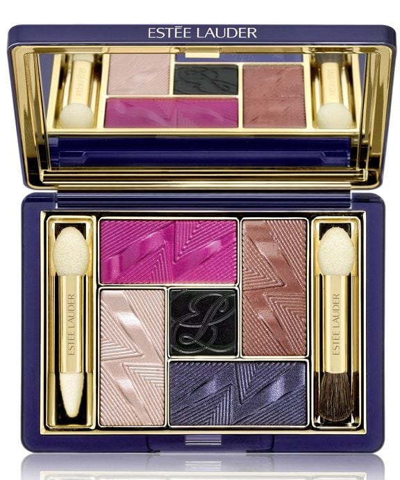 estee lauder, swatch, review, pure color, pure colour, violet underground, fall 2012, eyeshadow, eye shadow, violet