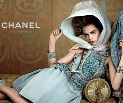 Chanel Resort 2013 channels the big, bad wolf!