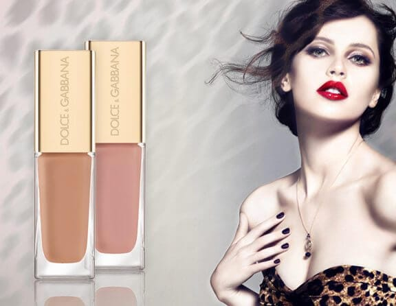 Dolce & Gabbana, Dolce&Gabbana, leopard print, makeup, make up, bronzer, Animalier, animal print