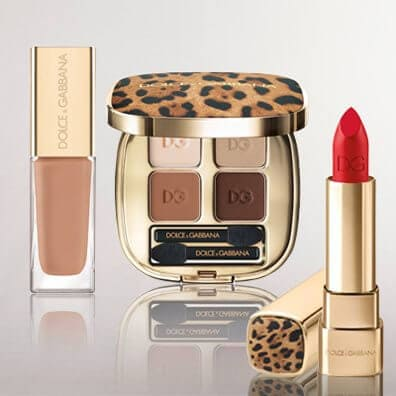 Jungle Journey: Dolce & Gabbana's Animalier Makeup Collection