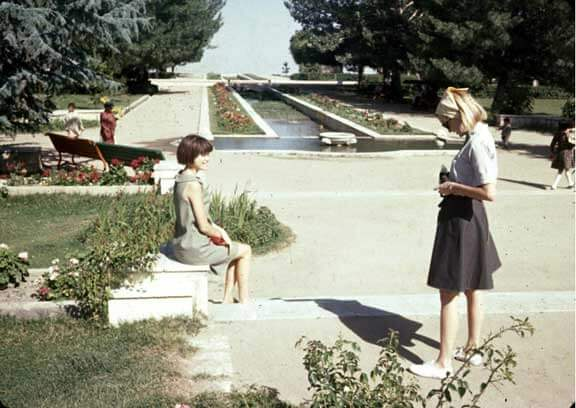 Kabul (capital of Afghanistan) in the 1960s, before the Taliban