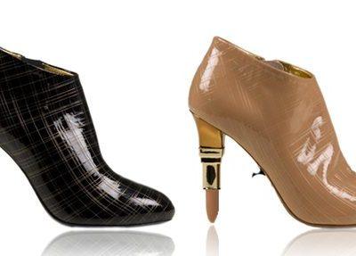 Lipstick heels… WOW!