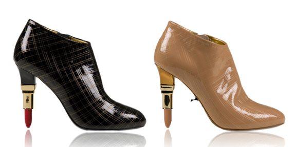 lipstick heel, lipstick shoe, lipstick sandal, Alberto Guardiani