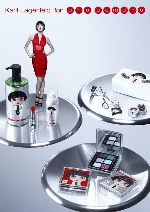 Shu Uemura, Mon Shu, Mon Shu Girl, Karl Lagerfeld, Mon Shu Uemura, details about Mon Shu, details of Mon Shu, Mon Shu trivia, what does Mon Shu mean