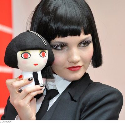 5 things I bet you don't know about Karl Lagerfeld's Mon Shu girl