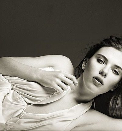 First Look! Scarlett Johansson in Broadway's Cat on a Hot Tin Roof