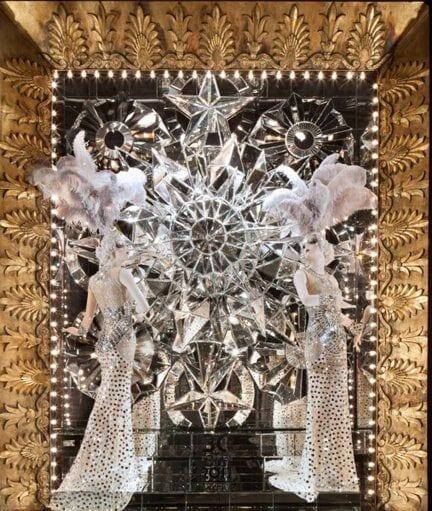 Bergdorf Goodman, holiday windows, shop windows, Jazz, Fifth Avenue, Holiday collections, New York