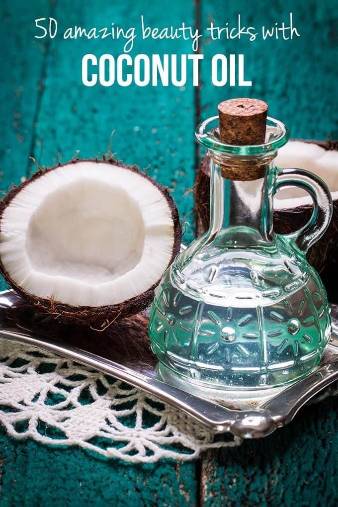 coconut oil beauty 1