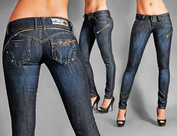 jeans, denim, ayurgenic, clothes with skincare, slimming jeans, jeans that slim, jeans with beauty ingredients, slim, cellulite, weight loss, wrangler denim spa therapy, eve lerock, mohicano denim therapy