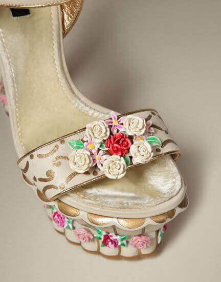 D&G, D&G platform cake shoes, cake shoes, d&g shoes, dolce & gabbana, dolce&gabbana platform cake shoes, platform cake shoes, Shoes, Fashion