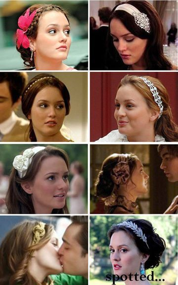 The Best Holiday Gift for a Gossip Girl Fan: Blair Waldorf Headband Set