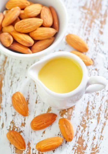 almond oil beauty benefits