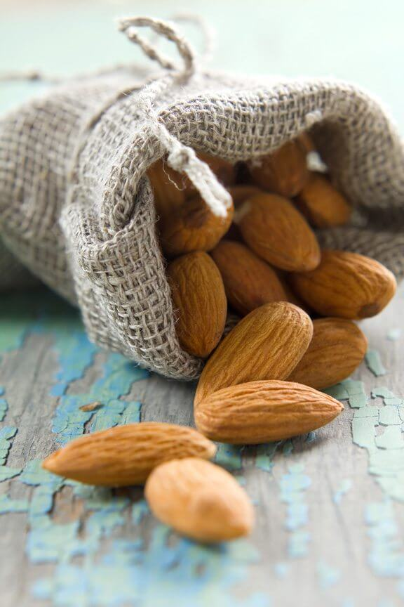 almonds beauty benefits