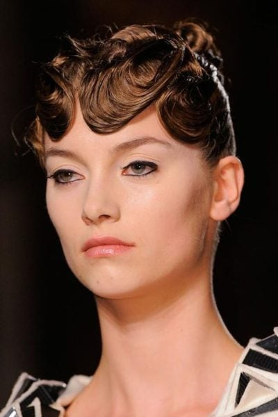 Most Stunning Beauty Moments From Haute Couture Spring 2013