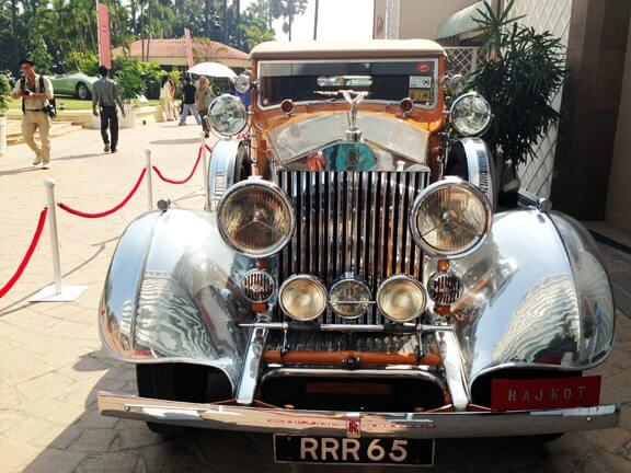 The Star of India... 1934 Rolls Royce Phantom-II 40/50 HP Continental. Not only one of the rarest Rolls ever commissioned, also the first one to be brought back to India after it was exported many decades ago.