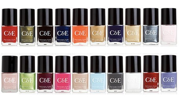 crabtree nail polish