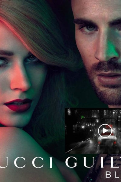 Gucci Guilty Black Film by Frank Miller: Watch Now!