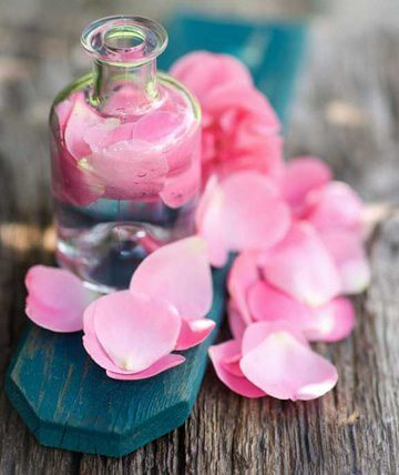 Rose water – the centuries old beauty staple – has never been hotter
