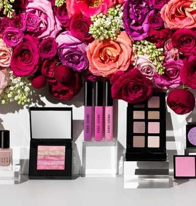 Bobbi Brown's 50 Shades of Lilac