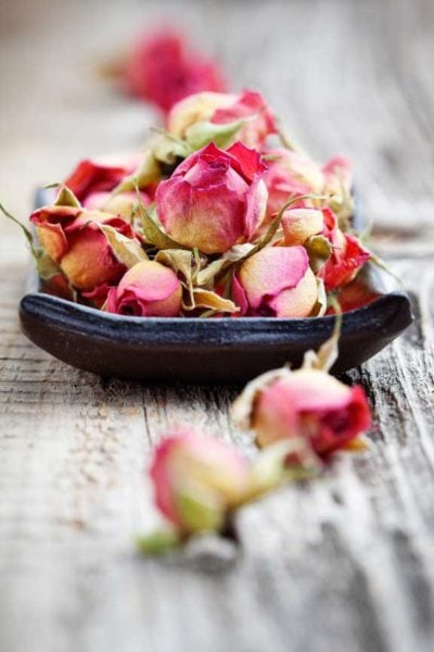 How to make rosewater (at home!)