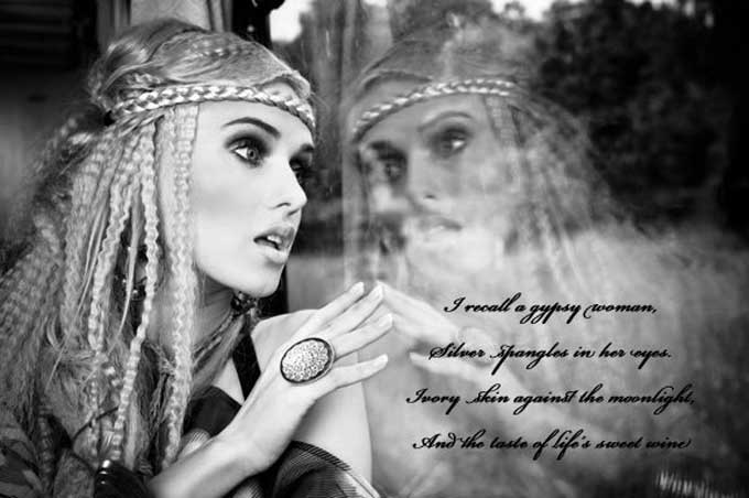 gypsy beauty recipes secrets to looking mystical exotic and