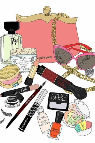 Mad Men: What's in Megan Draper's makeup bag?