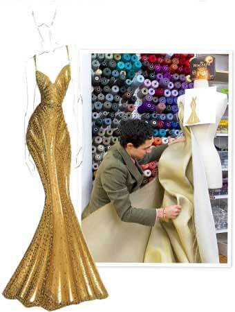 zac-posen-gold-dress