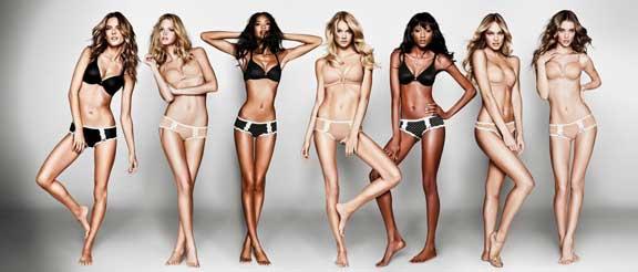 Victoria-Secret-Models