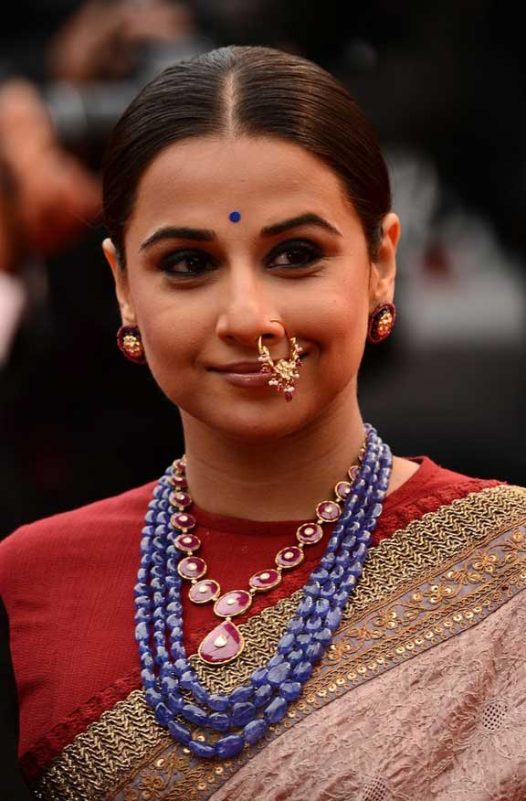 Cannes 2013 It S Vidya Balan S Turn To Play Ring A Ring A
