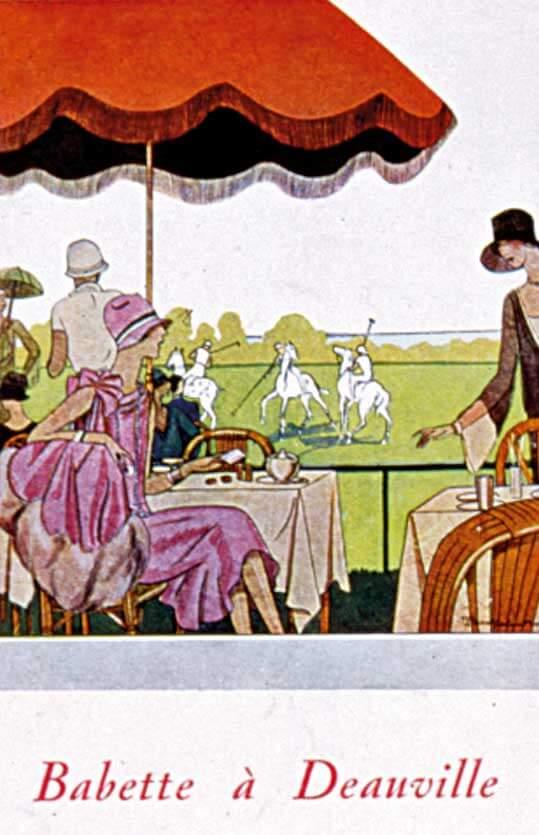 1927-Babette-a-Deauville
