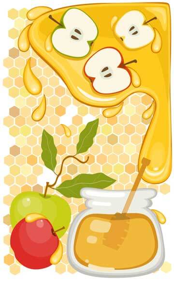 apple honey beauty benefits